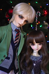 Christmas (~ umi ~) Tags: williams super cp dollfie luts soo delf umi abjd asianballjointeddoll sd17