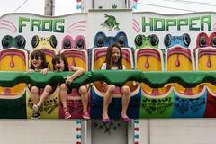 _DSC7898 (Shane Woodall) Tags: newyork brooklyn twins lily ella august amusementpark 2014 adventurers sonya7 shanewoodallphotography ilce7