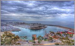 Dana Point Harbor in December