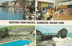 Pontins Osmington Bay Holiday Camp (trainsandstuff) Tags: pontins osmingtonbay weymouth dorset holidaycamp fredpontin vintage retro history old