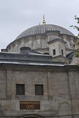 Nuruosmaniye Mosque (Timothy A.V.) Tags: travel architecture turkey turkiye istanbul mosque turkije nuruosmaniye istanboel