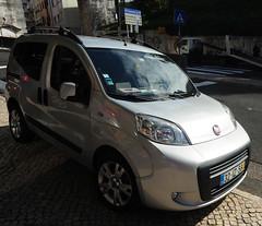 Fiat Qubo (D70) Tags: portugal fiat lisbon qubo