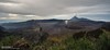 Daybreak (t3cnica) Tags: travel panorama mountain nature clouds sunrise indonesia volcano landscapes bromo haida mountbromo travelphotography mountsemeru mountbatok