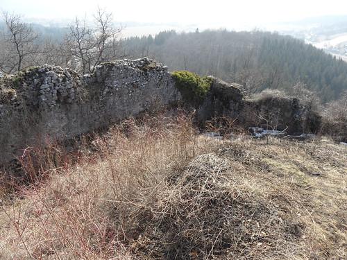 grad LOŽ - PUSTI GRAD - Cerknica