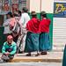 Trajes típicos equatorianos