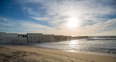 Mexico / US Pacific Ocean Border Fence (Tony Webster) Tags: california mexico sandiego bajacalifornia tijuana southerncalifornia imperialbeach friendshippark borderfence borderfieldstatepark usmexicoborder borderwall oceanborderfence cgp1522b