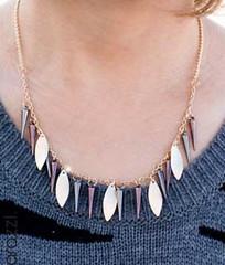 5th Avenue Gold Necklace K2 P2011A-5