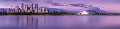 Wow (EmeraldImaging) Tags: bridge seascape sunrise harbour coathanger operahouse sydneyharbour sydneyoperahouse sydneyharbourbridge centrepointtower sydneycity stdney thecoathanger