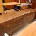 Teak laminate large sideboard