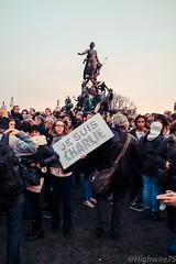 La Marche (Highwire75) Tags: paris la march liberté marche attentat jesuischarlie