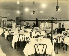 Restaurant interior - Miami
