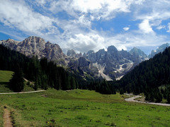 Val Venegia (anto_gal) Tags: trento montagna trentino dolomites dolomiti pala altoadige sanmartinodicastrozza 2013 focobon cimon mulaz valvenegia bureloni