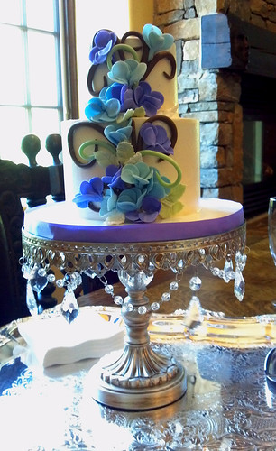 """An elopement cake for six guests. • <a style=""""font-size:0.8em;"""" href=""""http://www.flickr.com/photos/50891271@N03/16160894809/"""" target=""""_blank"""">View on Flickr</a>"""