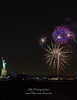 Statue of Liberty 2014 NYE Fireworks-0035