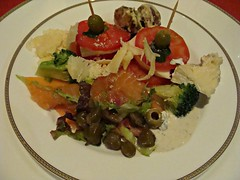 Giant Capers (knightbefore_99) Tags: food dinner tomato mexico salmon sunny playa mexican oaxaca tropical secrets capers smoked huatulco