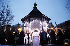 28. Праздник Богоявления в Святогорской Лавре