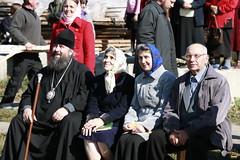 197. Освящение и подъем крестов в Долине 2009 г