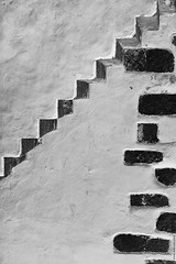 Are you rise or lower? (Carlos Arriero) Tags: blackandwhite espaa abstract up stairs 50mm spain nikon fineart perspective down diagonal escalera tenerife contraste perspectiva puertodelacruz mcescher composicin upordown subesobajas d800e areyouriseorlower
