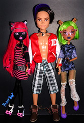 3... (FranBoy Monteiro) Tags: life gay girls love fashion fun dolls models n latino monsterhigh everafterhigh