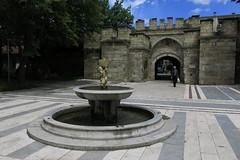 Vidin - Stambol Kapia Gate (defensive system Kaleto) (lyura183) Tags: gate bulgaria fortress vidin
