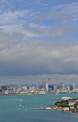 New Zealand - Auckland - view from Devonport (Harshil.Shah) Tags: new skyline downtown auckland zealand aotearoa devonport