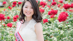 rose garden (it05h1) Tags: flowers roses portrait plants plant flower nature girl rose japan lady garden landscape blossom blossoms vegetation saitama ina miss missuniverse missuniversejapan japanscape it05h1