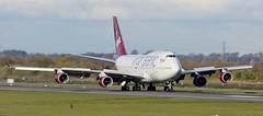 G-VAST VIRGIN ATLANTIC AIRWAYS BOEING 747-41R (Roger Lockwood) Tags: man boeing747 manchesterairport egcc virginatlanticairways gvast