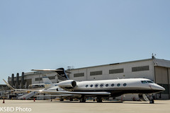 VP-BCT G650 (KSBD Photo) Tags: los airport angeles international lax klax g650 vpbct