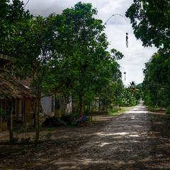 Hindu-Djinn-Protector (kevinwenning) Tags: road house home indonesia java village buddhist buddhism jungle hindu pendant protector amulet djinn banyuwangi wenning kevinwenning intentionallylostcom