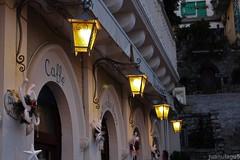 All the little lights (juanulagu) Tags: street city trip travel summer sky urban italy sun architecture italian italia cityscape ct wanderlust sicily catania sicilia
