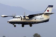 Trade Air Let 410 UVP-E 9A-BTC BGY 12/11/2005 (jordi757) Tags: nikon airplanes lime d100 bergamo let avions let410 bgy tradeair 9abtc
