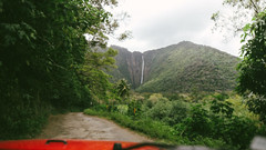 Kona: III (basheertome) Tags: island hawaii waterfall spring big jeep pacific valley kona waipio wrangler