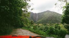 Kona: III (basheertome) Tags: island hawaii waterfall spring big jeep pacific valley kona waipio wrangler