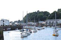 1755 Yachts in Porthmadog harbour (Andy panomaniacanonymous) Tags: 20160606 cymru gwynedd marina masts mmm northwales photostream porthmadog wales welshhighlandrailway yacht yyy