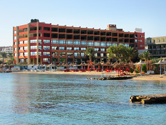 Hurghada Hotel (shaire productions) Tags: egypt egyptian travel image picture photo photograph view world hurghada sailing redsea travelphotography sea ocean marine