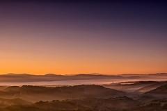 the mist (brucexxit) Tags: sunrise dawn alba viterbo lazio bagnoregio civitadibagnoregio tuscia altolazio