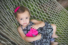 3K7A6879-1 (crazydawn2) Tags: pink baby girl toddler bow hammock