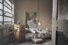 (Boris Baden0v) Tags: abandoned explore administration asylum statehospital