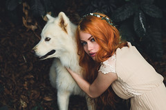 IMG_4748 (luisclas) Tags: canon photography ginger photo redhead lightroom heterochromia presets teamcanon instagram