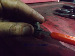 Mastermanship 4 by Shervin Asemani (33) (SheRviNRRR) Tags: removing siliconed drain plug washer gasket
