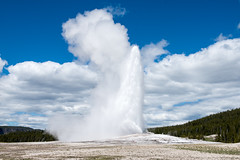 Road Trip 2016 - Yellowstone National Park (crb42) Tags: old yellowstone faithful