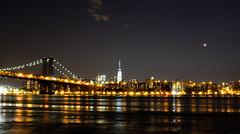 Manhattan (kevinoconnor1000) Tags: new york city nyc urban newyork skyline architecture long exposure fuji state dusk empire fujifilm empirestatebuilding empirestate x100 fujix fujix100s fujifilmx100s