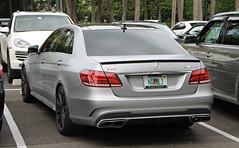 Mercedes-Benz E63 S AMG (W212) (RudeDude2140a) Tags: sports car sedan grey s exotic mercedesbenz matte amg e63 w212