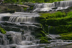 Below the Falls (mgrogers2003) Tags: nature forest woods falls sonya700