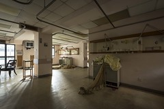 HK Hospital (Camera_Shy.) Tags: old urban abandoned hospital nikon equipment medical disused exploration derelict ue d810