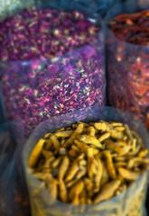 Colorful (pam's pics-) Tags: urban shop shopping colorful dubai market uae middleeast emirates spices souk bags unitedarabemirates themiddleeast spicesouk pammorris pamspics deiradubai sonya6000