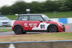 IMG_2523 (Thimp1) Tags: june race racecar mini bmw barc donington 2016 saloons