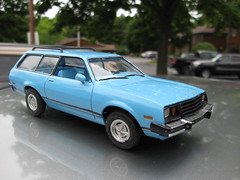MPC Ford Pinto (nlpnt) Tags: ford scale wagon model kit 1980 1979 pinto