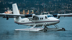 N711AF - Vulcan Aircraft Inc - DHC-6-300 Twin Otter (bcavpics) Tags: canada vancouver plane airplane britishcolumbia aircraft aviation twin otter seaplane coalharbour floatplane dhc6 cyhc n711af vulcanaircraftinc bcpics