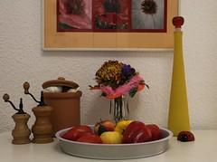 Stilles Leben in der Küche (julia_HalleFotoFan) Tags: stillleben blumen küche